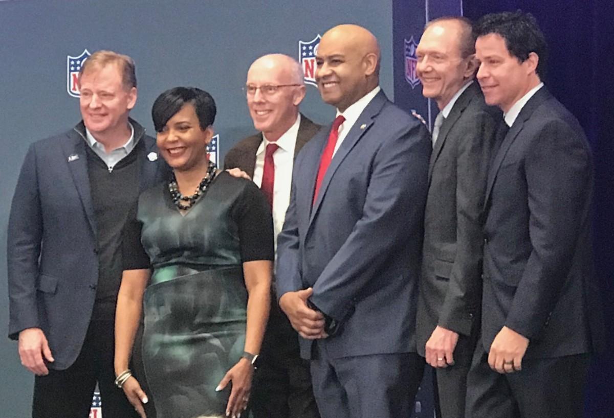post Super Bowl press conference