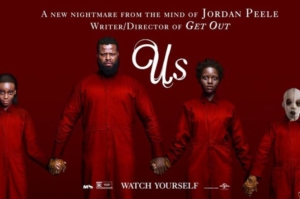 """Us"" movie poster"