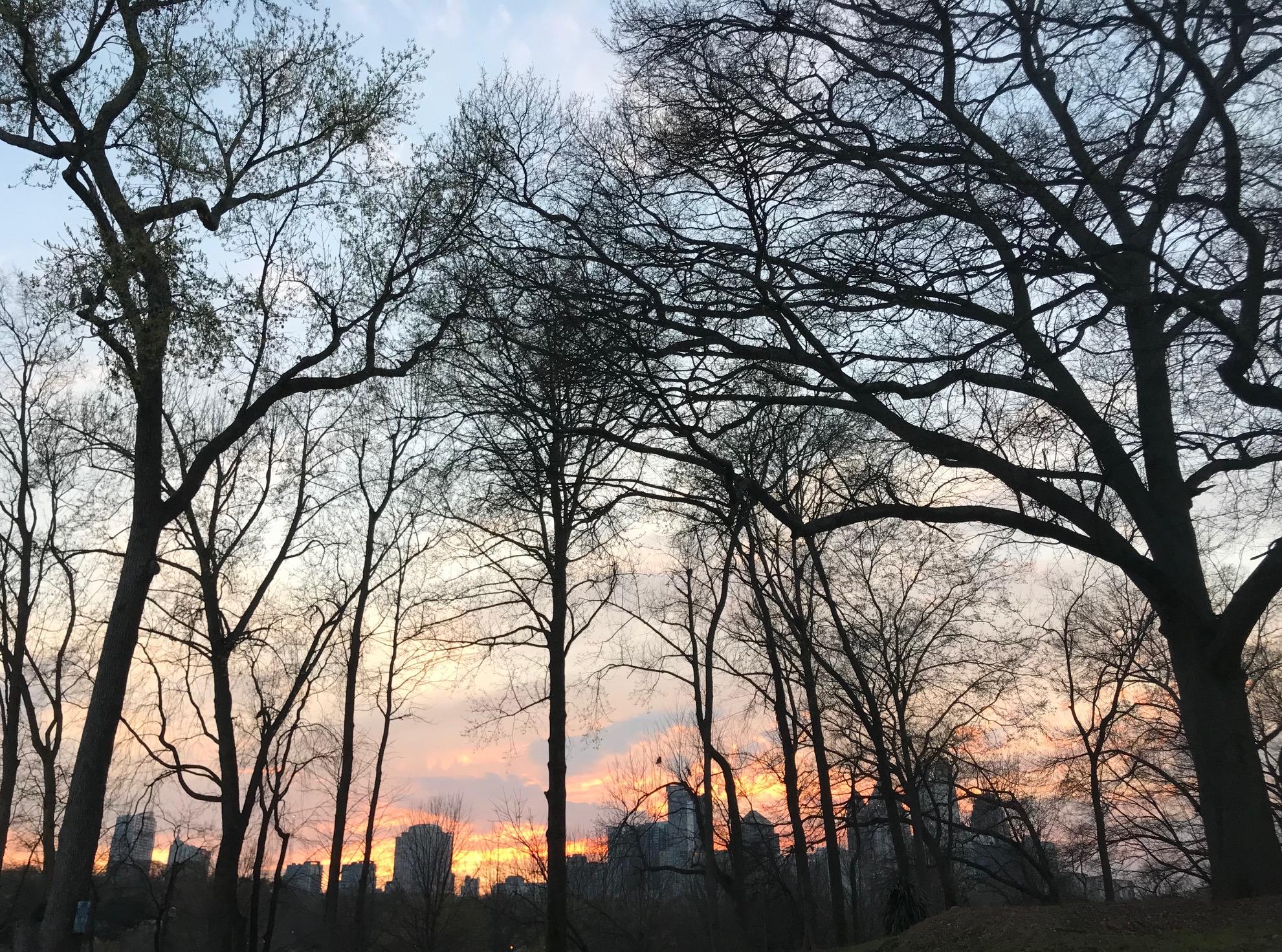 Piedmont Park perspectives by Kelly Jordan