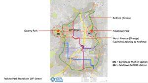 howard wertheimer, map