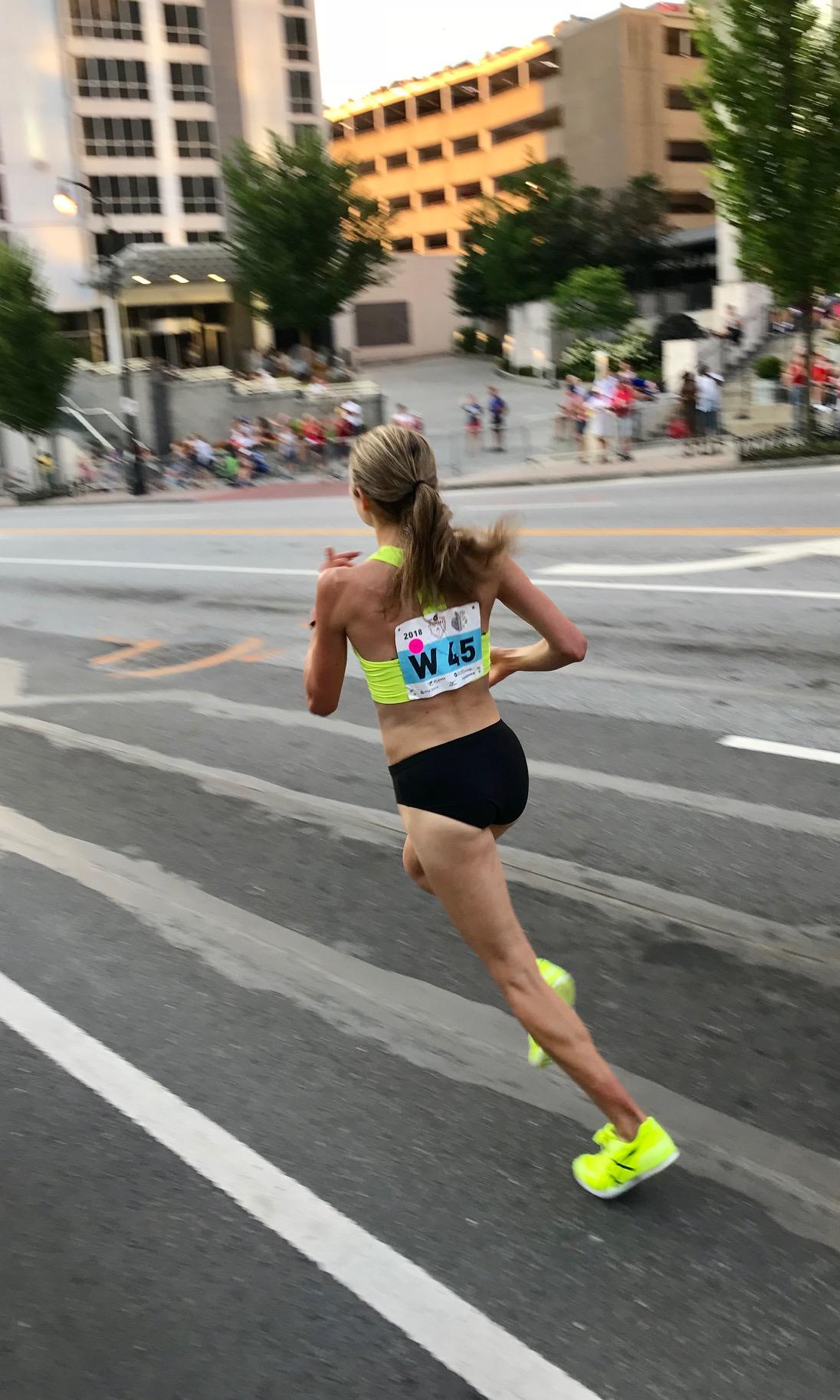 Go 4th in Atlanta by Kelly Jordan