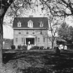 A 1975 photo of Furber Cottage, submitted as a part of the Atlanta University Center District's application to join the National Register of Historic Places. Credit: Randolph Marks