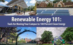 Environmental Georgia, Renewal Energy 101