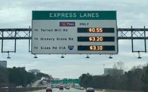 northwest corridor, price sign