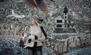 sofia talvik, mural