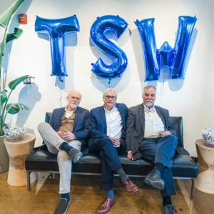 TSW Bill Tunnell, Jerry Spangler, Tom Walsh 30th Anniversary