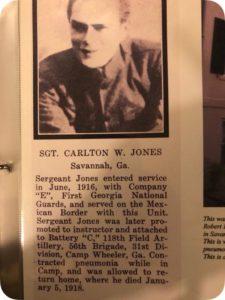 Bo Hiers, ancestor, Jones