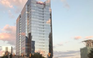 carter's, buckhead office, highrise