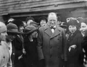 bo hiers, churchill, 1918