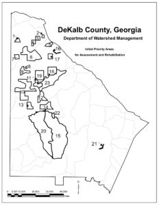 dekalb consent decree, priority areas