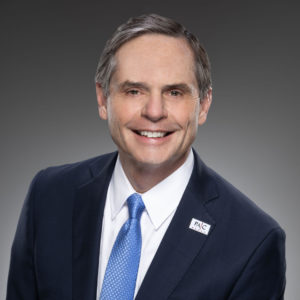 Joel Murphy, chair of Westminster's board and CEO of Preferred Apartment Communities