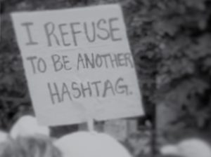 hashtag, protests, police, reform