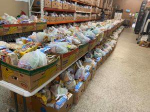 Fernandez, Reflections of Trinity food distribution warehouse