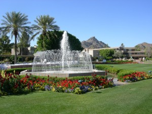 LINK delegation is staying at the Arizona Biltmore