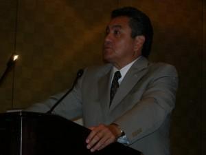 Daniel Ortega criticizes Arizona immigration bill in talk to Atlanta LINK group