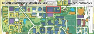 Engineered Biosystems Building at Georgia Tech