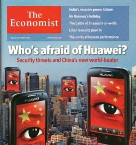 Economist, cover