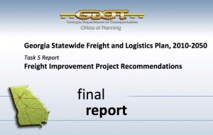 Georgia Statewide Freight and Logistics Plan