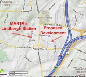 Lindbergh area