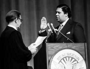 Maynard Jackson inauguration