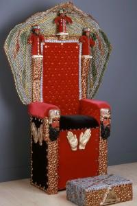 Mr. Imagination's Throne