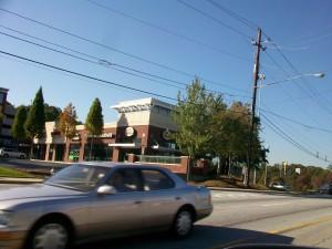 Northside retail