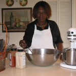 Vertrella Brown is one of the cooks at the Sea View Inn.