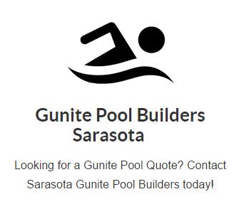 gunite pool builders sarasota
