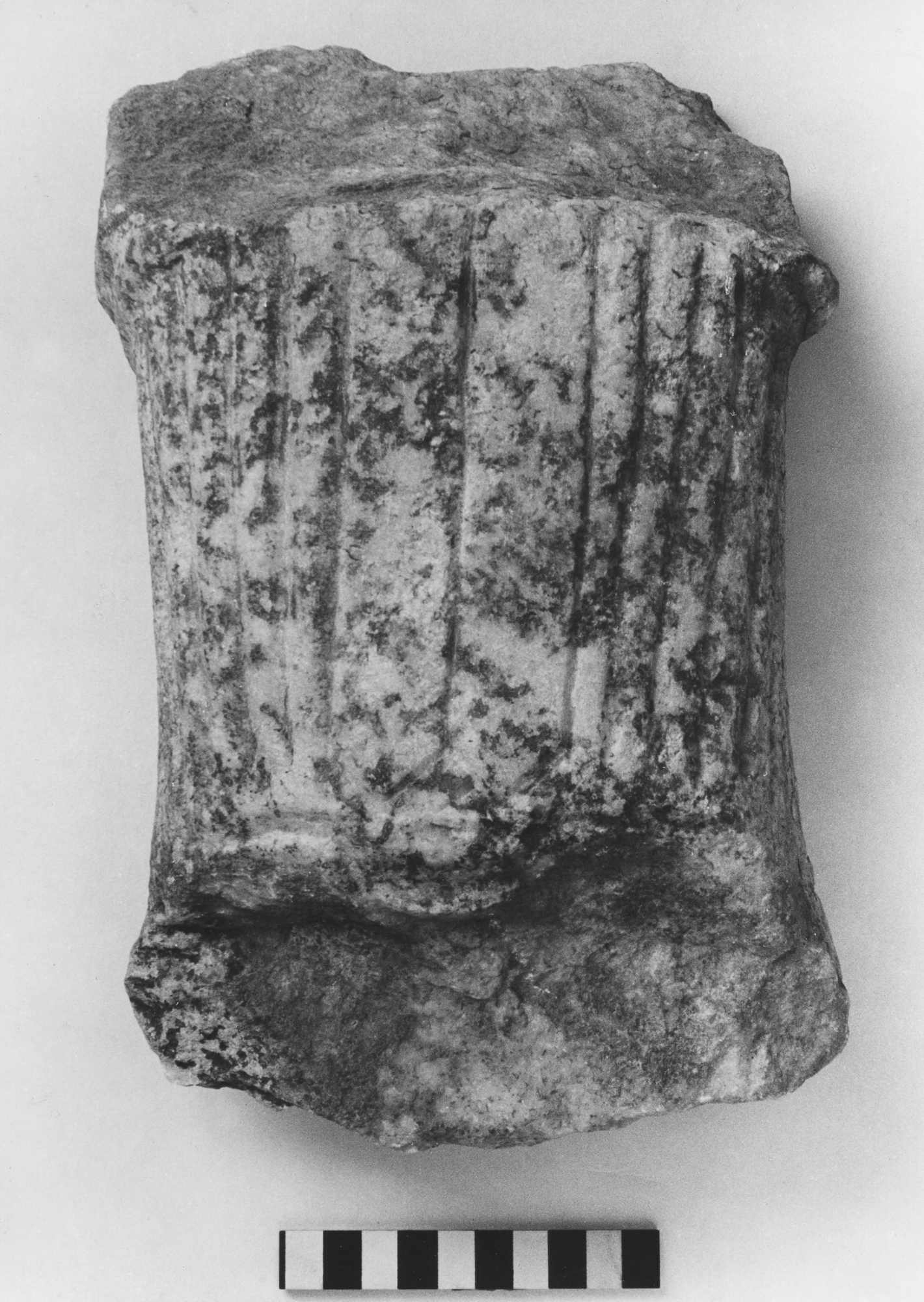 Lower Part of Small Archaic Kore