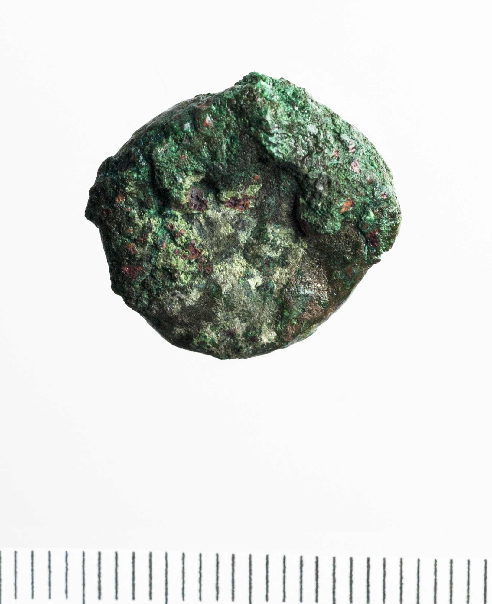 Hellenistic Bronze/Copper Alloy Denomination C of Sardis