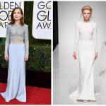 Get the look from The Golden Globes 2017
