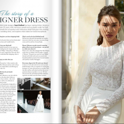 Sassi Holford interview in OX Weddings