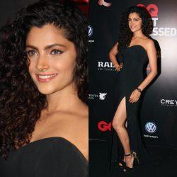 Saiyami Kher wears Sassi Holford to GQ India Best Dressed Awards