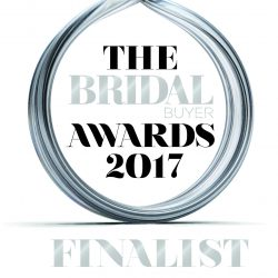 Sassi Holford listed as finalist for Best British Bridal Designer 2017