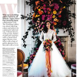 BRIDES Magazine May 2018
