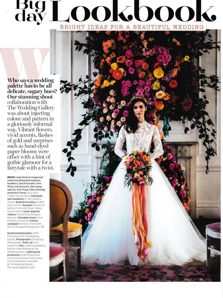 BRIDES Magazine May 2018