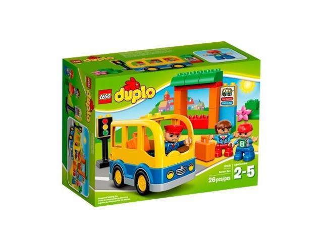 LEGO Duplo - Ônibus Escolar