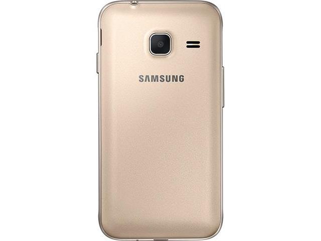 "Smartphone Galaxy J1 Mini Dual Chip 3G Tela 4"" 8GB Câmera 5MP Dourado"