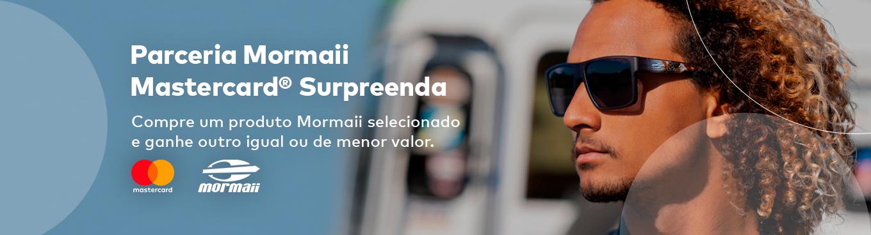 Lançamento Mormaii Mastercard® Surpreenda
