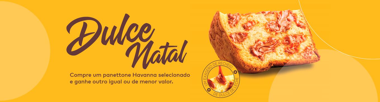 Panettones Havanna Mastercard® Surpreenda
