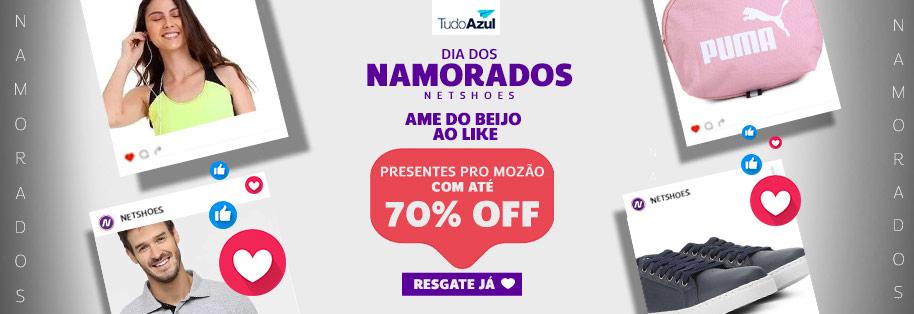 DIA DOS NAMORADOS NETSHOES