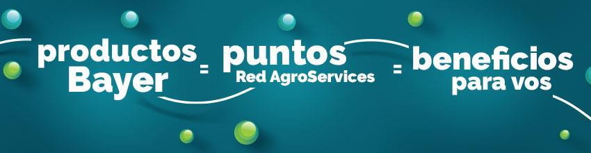 Productos Bayer & Puntos Red