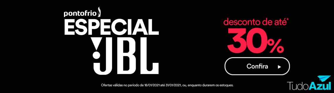 ESPECIAL JBL PF ATÉ 30%