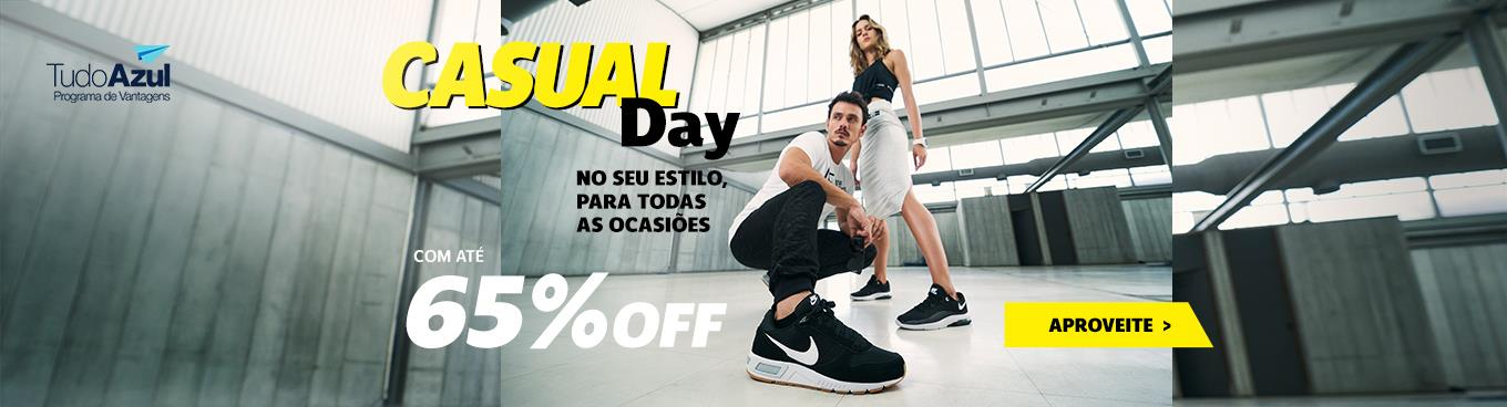 Banner Netshoes Casual Day @ 17-06-19