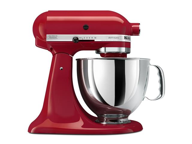 Batedeira Stand Mixer Artisan Empire Red 110v - Kitchen Aid