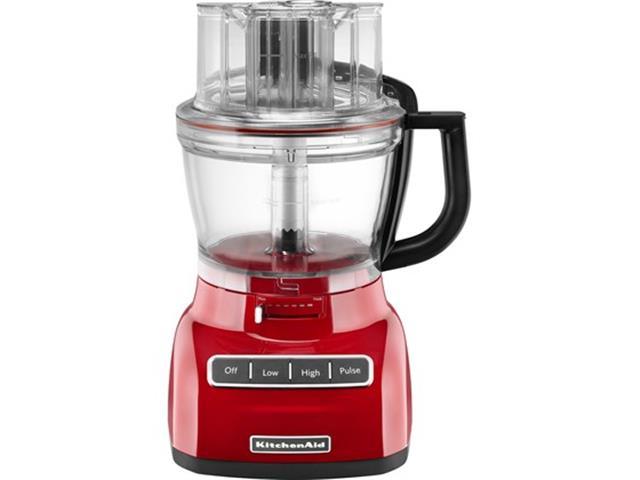 Processador de alimentos Empire Red 110v - Kitchen Aid