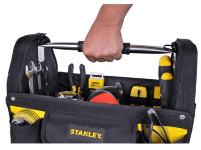"Mala para Ferramentas Stanley 16"" - 4"