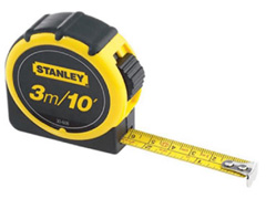 Trena Global Plus Stanley 3 Metros