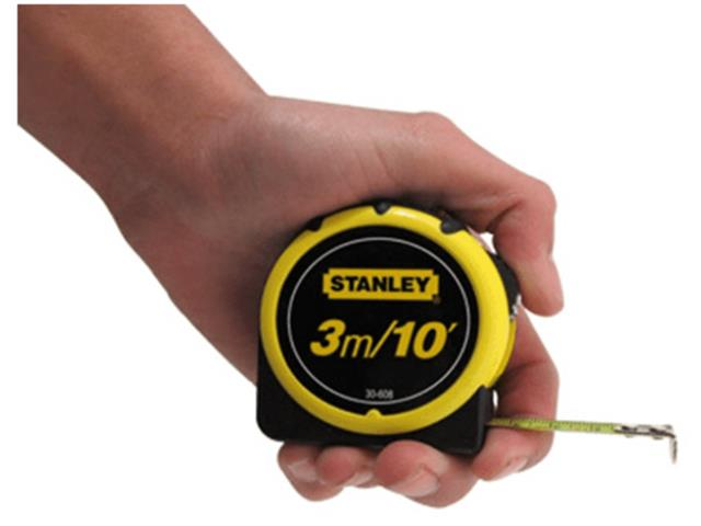 Trena Global Plus Stanley 3 Metros - 3