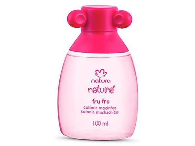 Perfume/Colônia Natura Naturé Mocinhas Fru Fru 100 ml